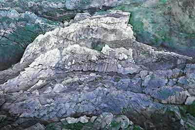 Amazing Rocks/Geology Gallery -- Colored