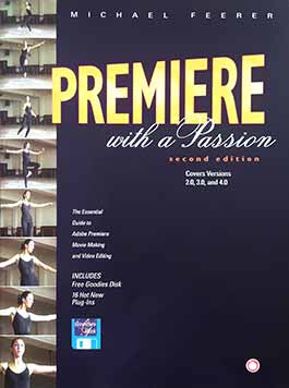 Premiere With a Passion book cover